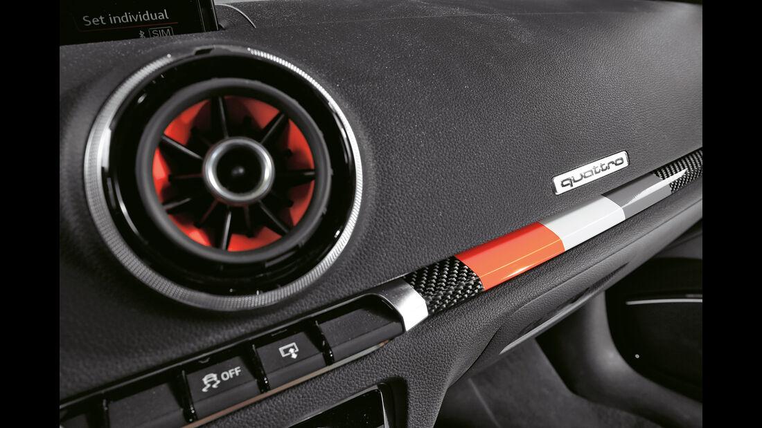 RaceChip-Audi RS3 Sportback, Luftausstršmer