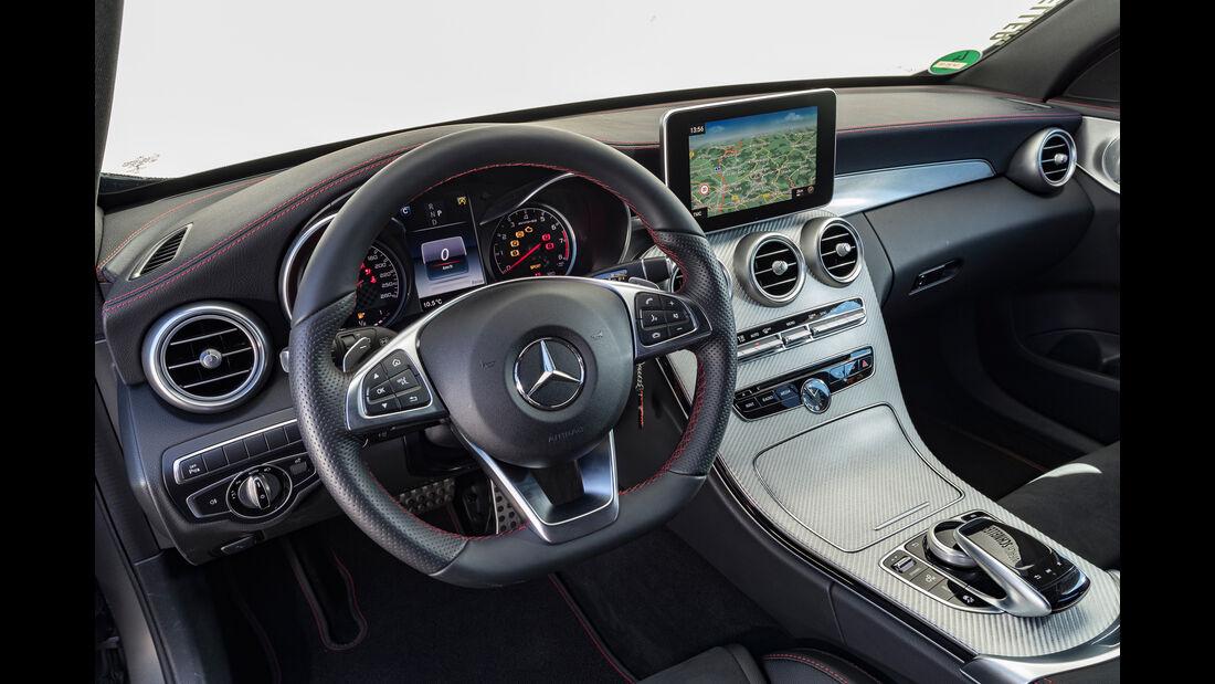 RaceChip-Mercedes-AMG C 43 T, Cockpit