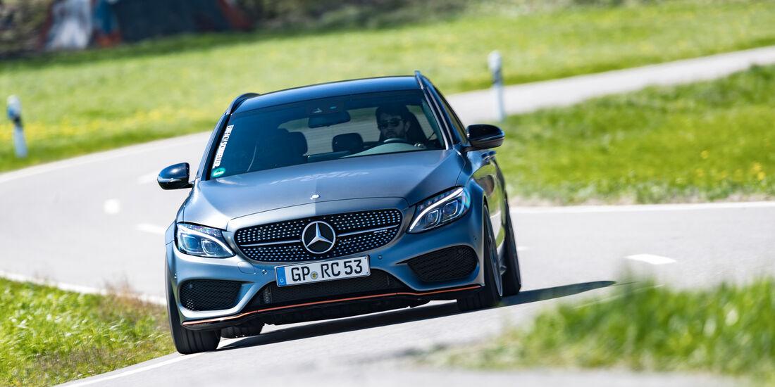 RaceChip-Mercedes-AMG C 43 T im Test - auto motor und sport