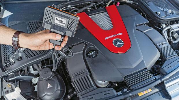 RaceChip-Mercedes-AMG C 43 T, spa0617, Zusatzsteuergerät