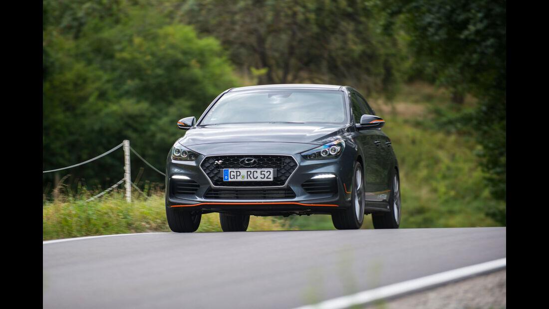 Racechip Hyundai i30 N - Tuning - Kompaktsportwagen