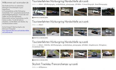 Racetracker.de