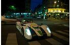Racing Green Endurance, Radical SRZero, Elektroauto, London nach Paris