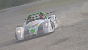 Racing Green Endurance, Radical SRZero, Elektroauto, Panamericana, Drift
