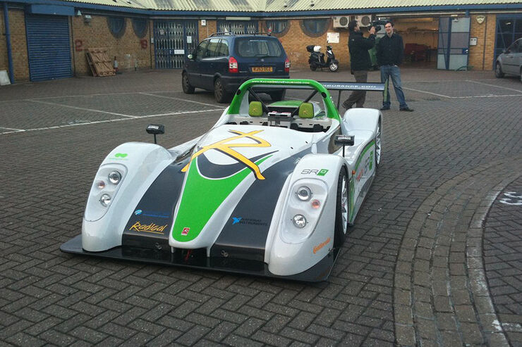 Racing Green Endurance, Radical SRZero, Elektroauto