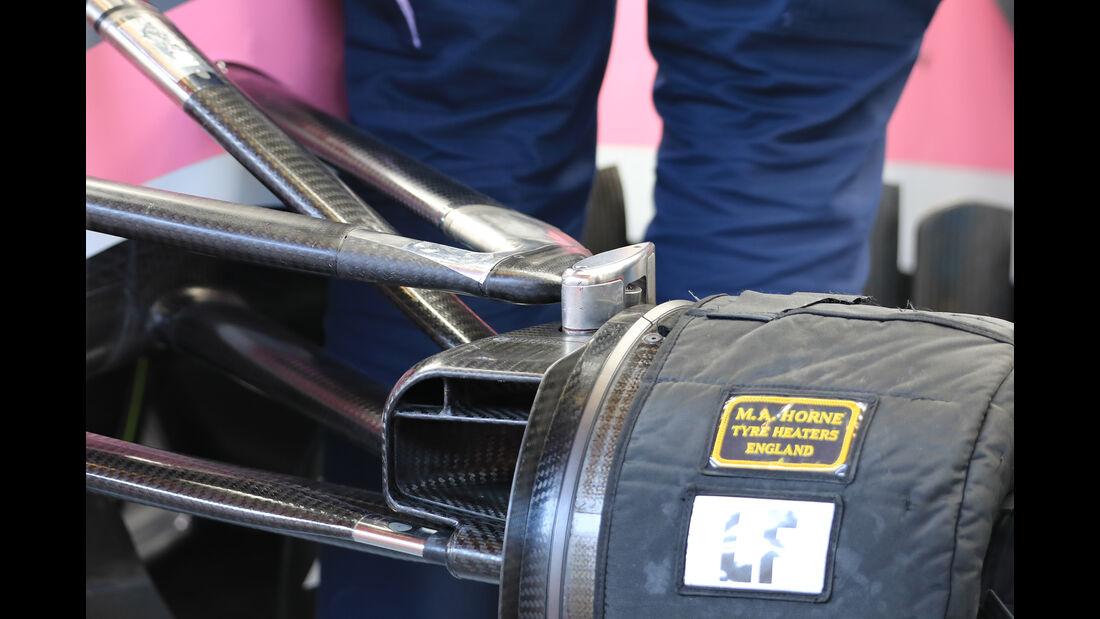 Racing Point - Barcelona - F1-Test - 18. Februar 2019