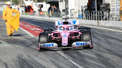 Racing Point - Barcelona F1-Test - 2020