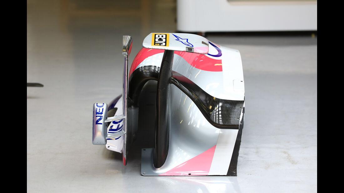 Racing Point - Barcelona - F1-Test - 26. Februar 2019