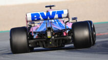 Racing Point - Diffusor - F1-Test - Barcelona - 2020