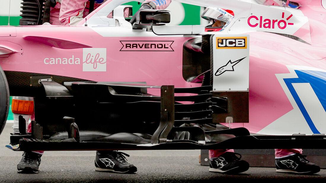 Racing Point - Formel 1 - 2020 - Technik-Trends
