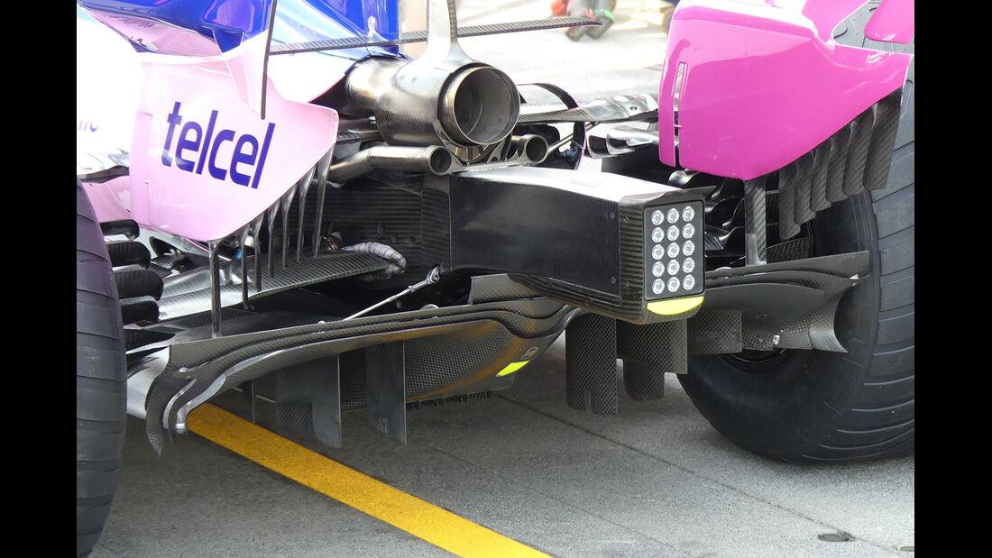 Racing Point - Formel 1 - GP Australien 2019