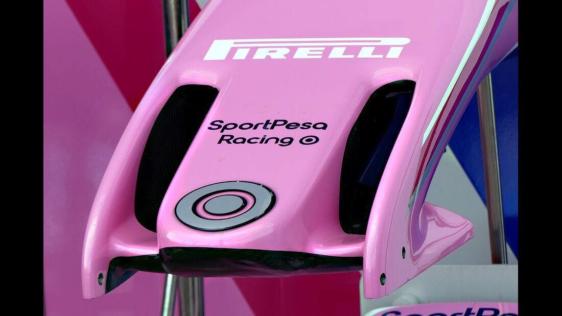 Racing Point - Formel 1 - GP Australien - Melbourne - 13. März 2019