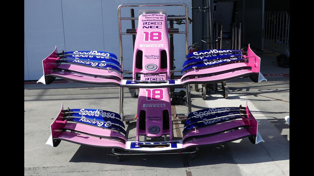 Racing Point - Formel 1 - GP Australien - Melbourne - 14. März 2019