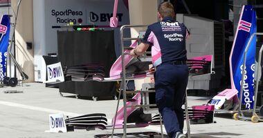 Racing Point - Formel 1 - GP Bahrain - 28. März 2019