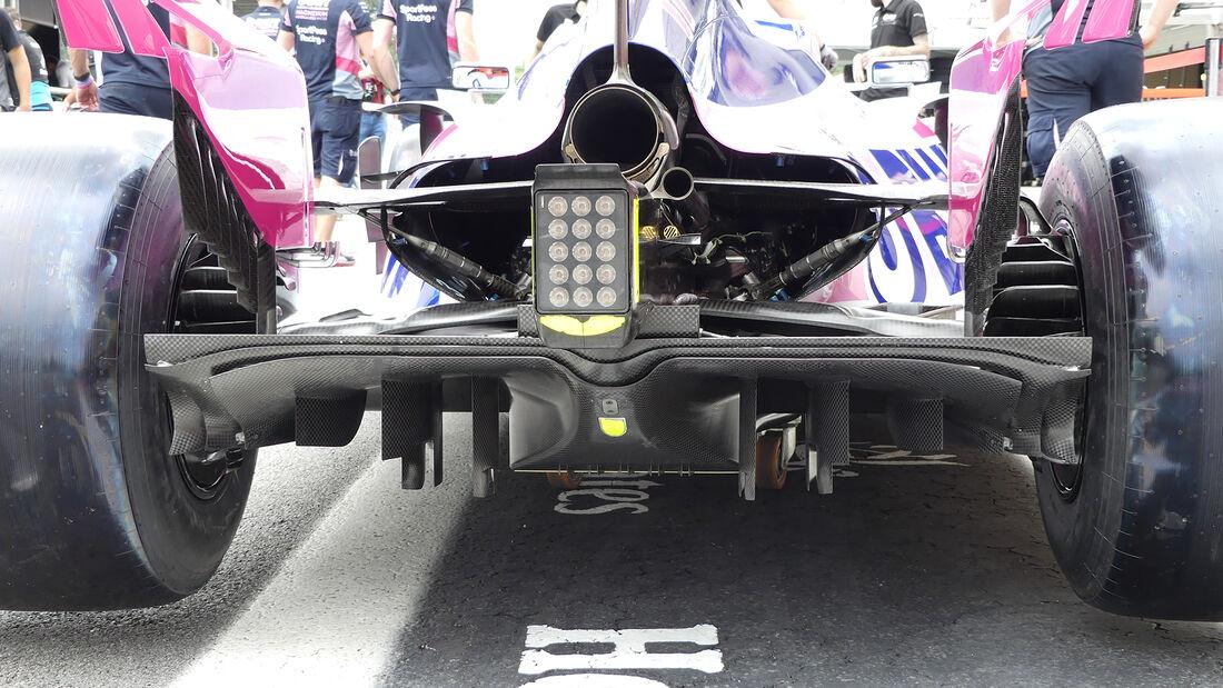 Racing Point - Formel 1 - GP Brasilien - Sao Paulo - 14. November 2019