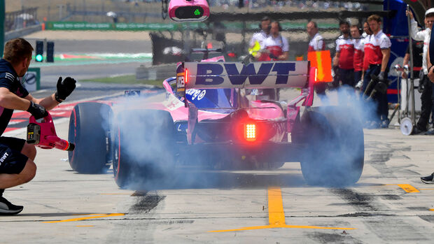 Racing Point - Formel 1 - GP China 2019