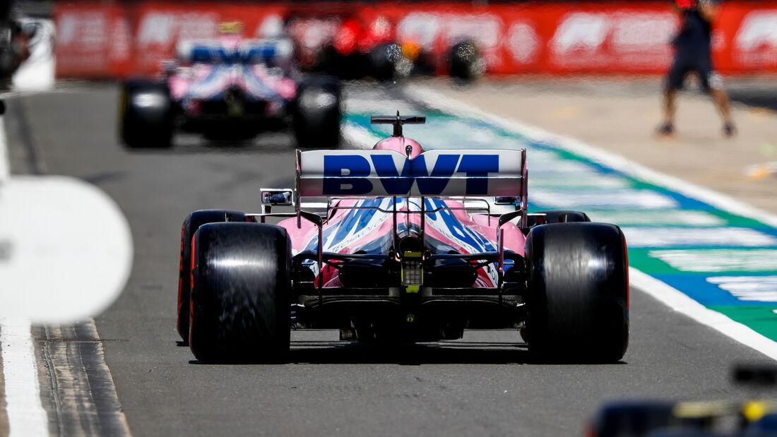 Racing Point - Formel 1 - GP England 2020