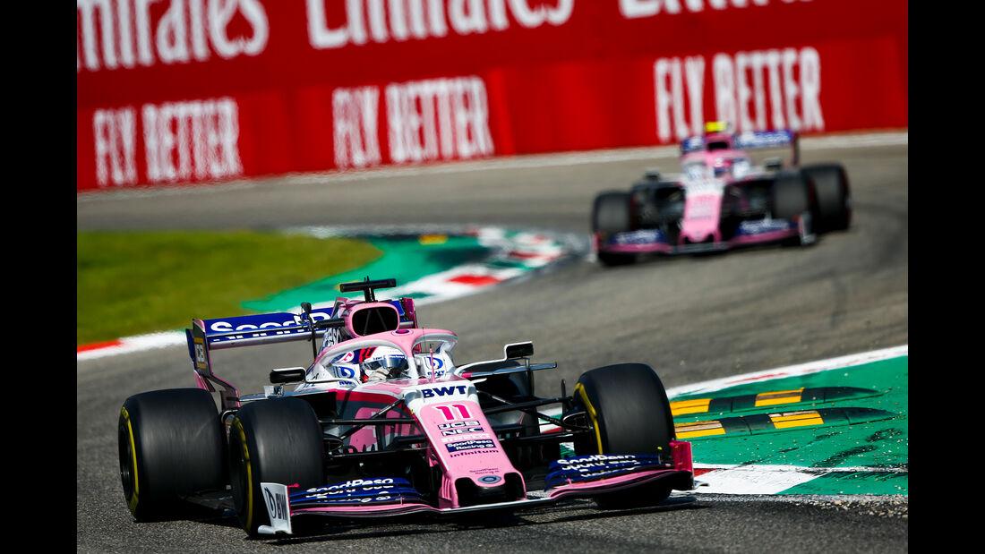 Racing Point - Formel 1 - GP Italien - Monza - 2019