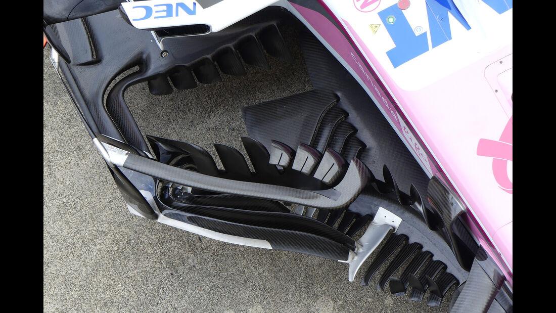 Racing Point - Formel 1 - GP Japan - Suzuka - 10. Oktober 2019