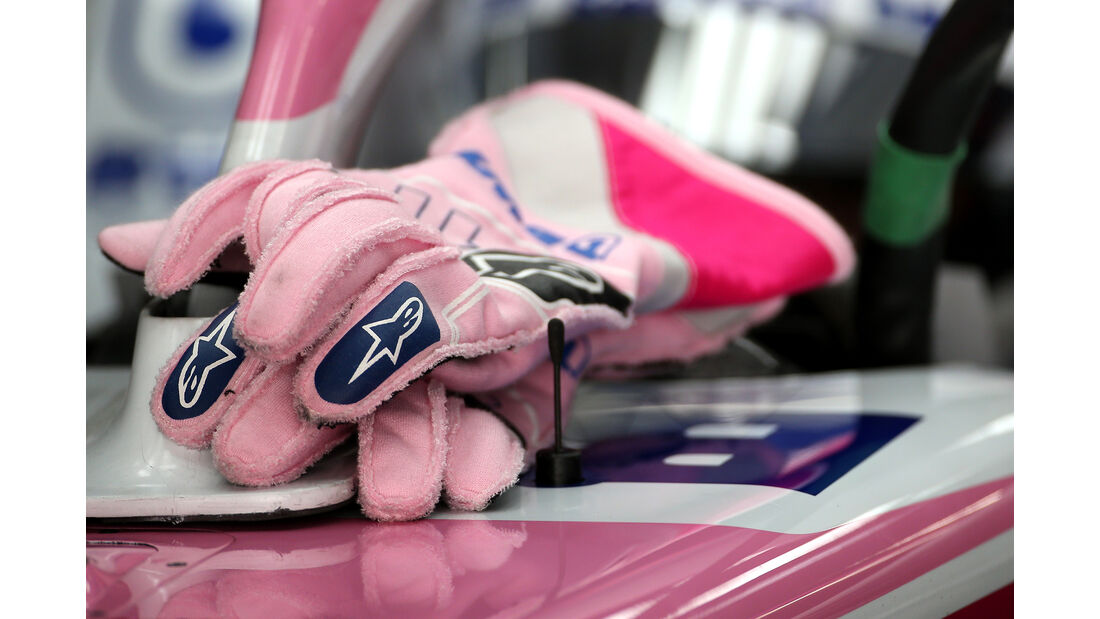 Racing Point - Formel 1 - GP Japan - Suzuka - 11. Oktober 2019