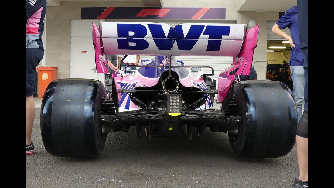 Racing Point - Formel 1 - GP Mexiko - 24. Oktober 2019