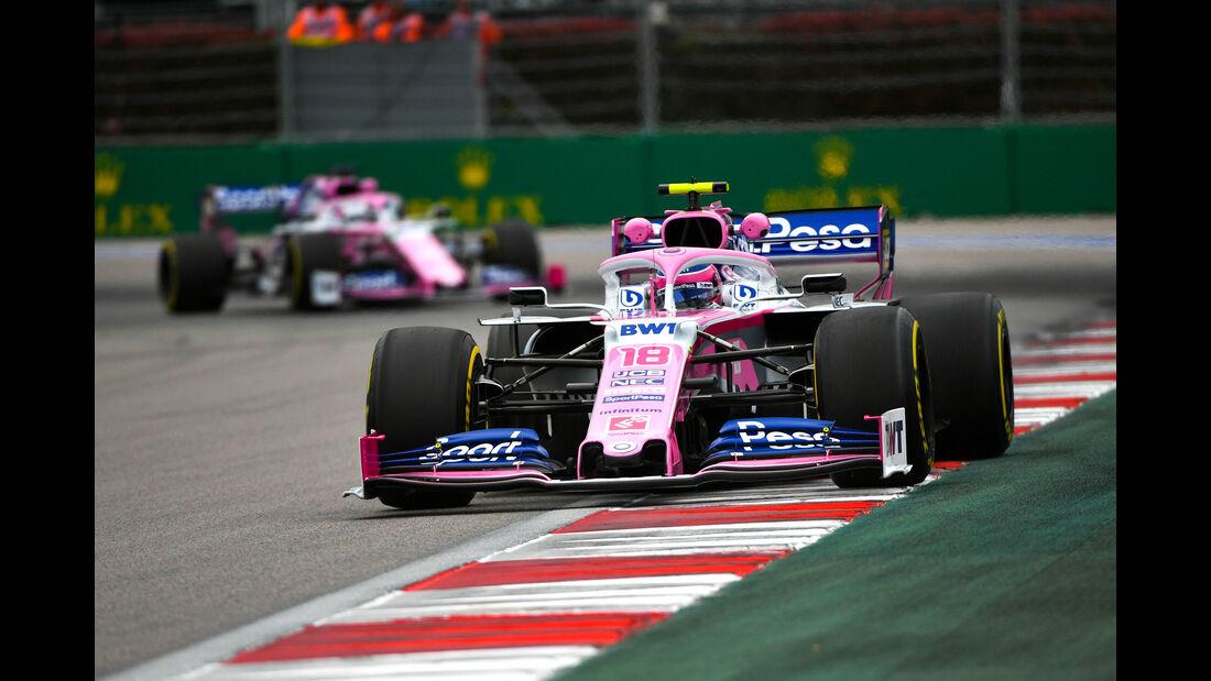 Racing Point - Formel 1 - GP Russland 2019