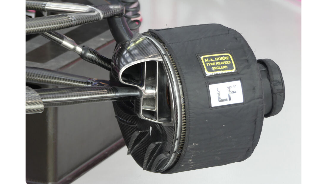 Racing Point - Formel 1 -Technik-Updates - 2019