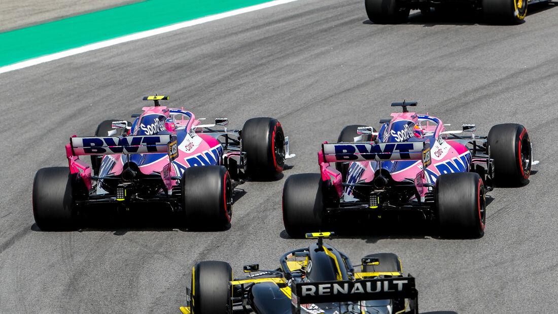 Racing Point - GP Brasilien 2019