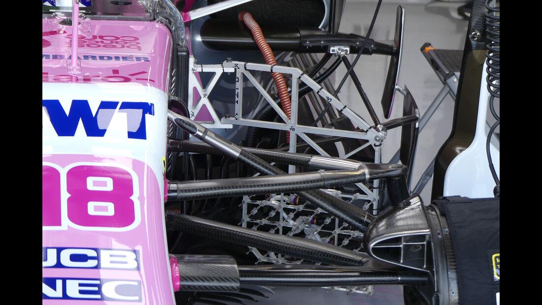 Racing Point - GP England - Silverstone - Freitag - 12.7.2019