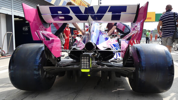 Racing Point - GP Italien 2019