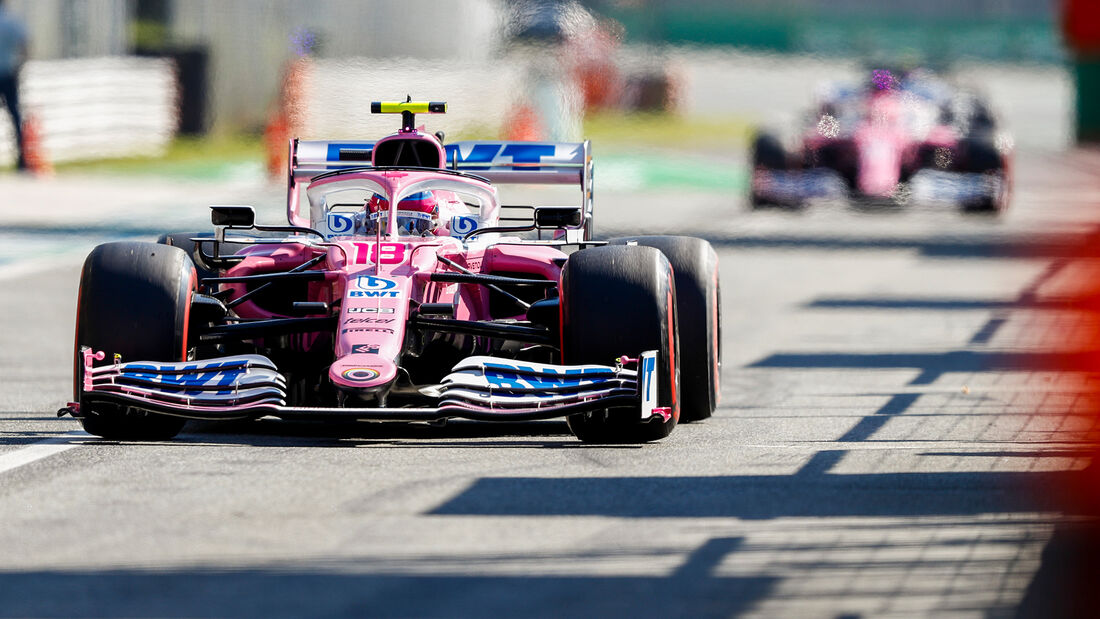 Racing Point - GP Italien 2020