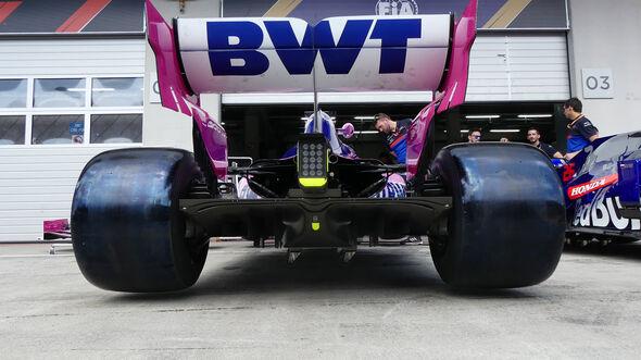 Racing Point - GP Österreich 2019