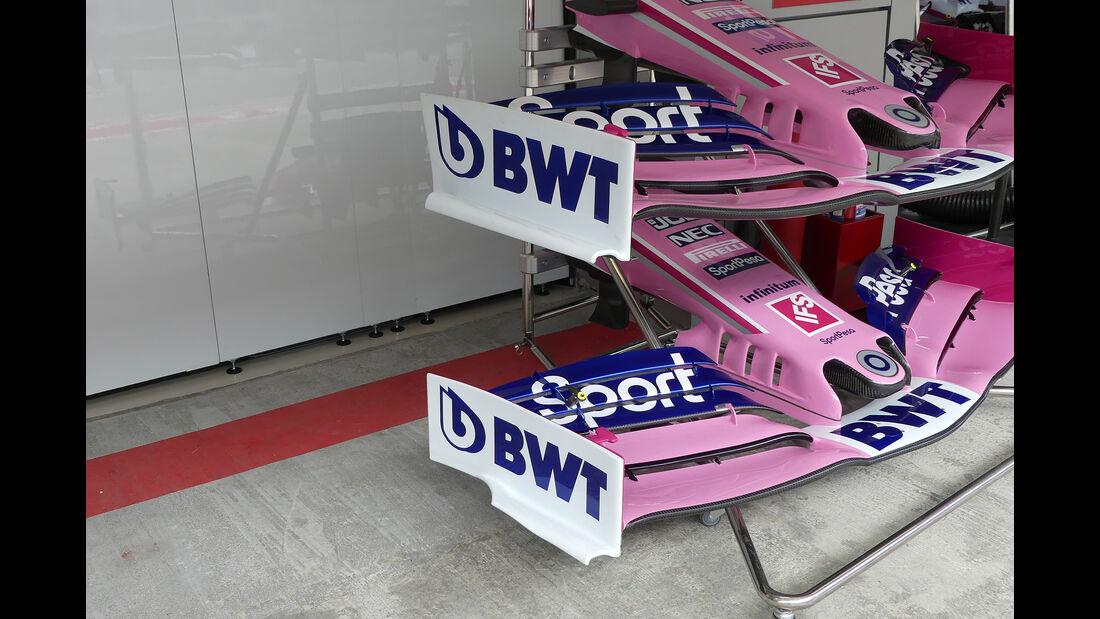 Racing Point - GP Russland - Sotschi - Formel 1 - Freitag - 27.9.2019