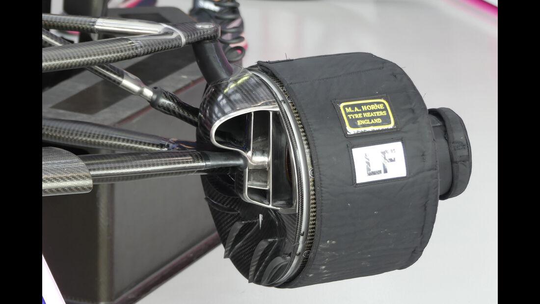 Racing Point - GP Singapur - Formel 1 - Freitag - 20.9.2019