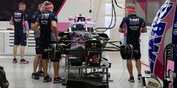 Racing Point - GP Singapur - Formel 1 - Mittwoch - 18.09.2019