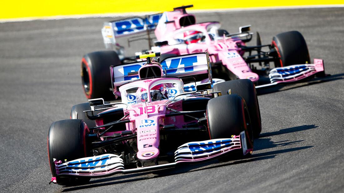 Racing Point - GP Toskana - Mugello - Formel 1 - 2020