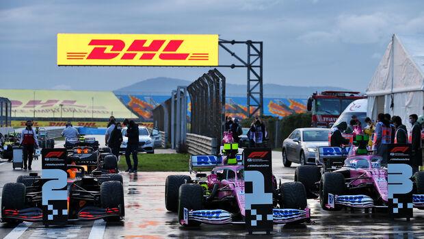 Racing Point - GP Türkei 2020 - Istanbul - Qualifying