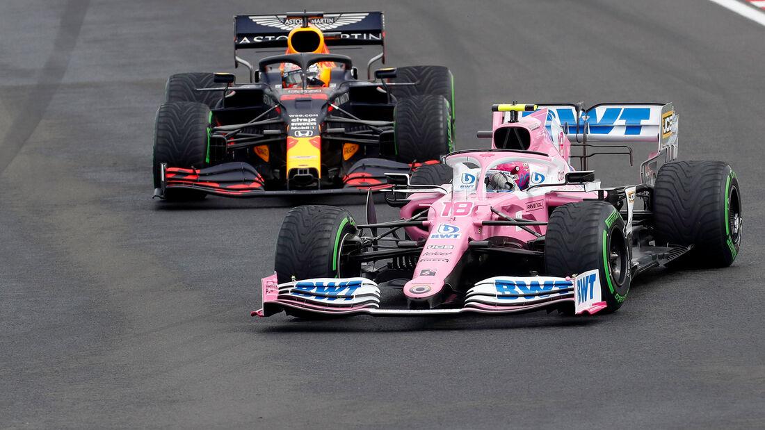Racing Point - GP Ungarn 2020