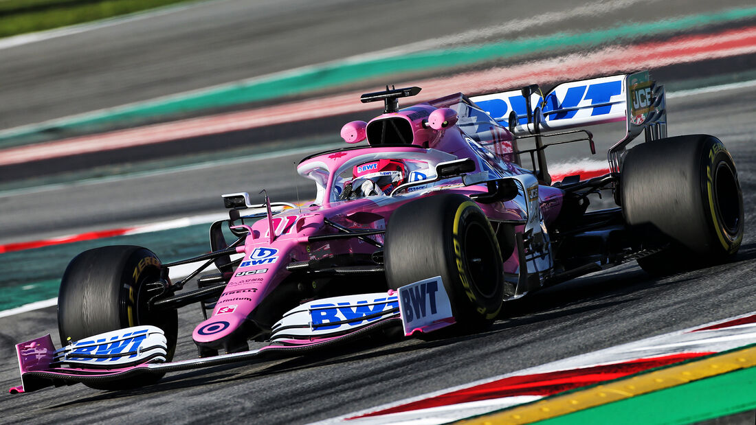 Racing Point RP19 - Barcelona - 2020