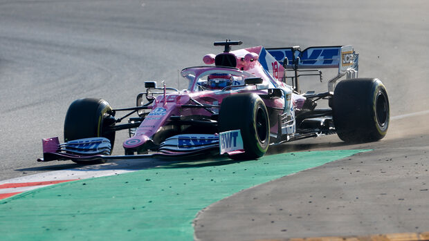 Racing Point - RP20 - F1-Test Barcelona 2020
