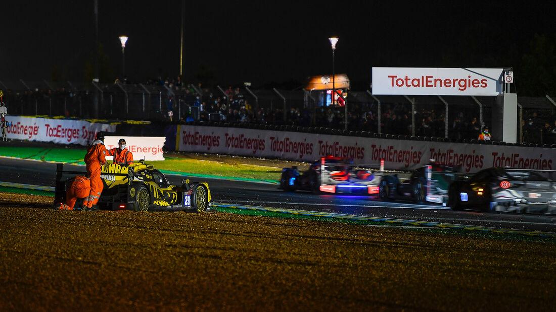 Racing Team Nederland - Oreca 07 Gibson - LMP2 - 24h-Rennen Le Mans 2021
