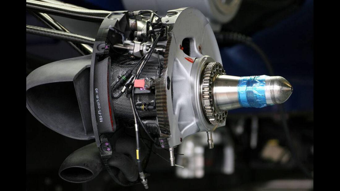 Radaufhängung Formel 1
