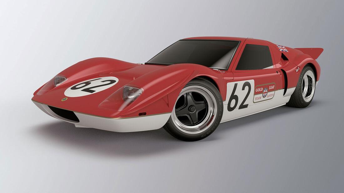 Radford Lotus Type 62