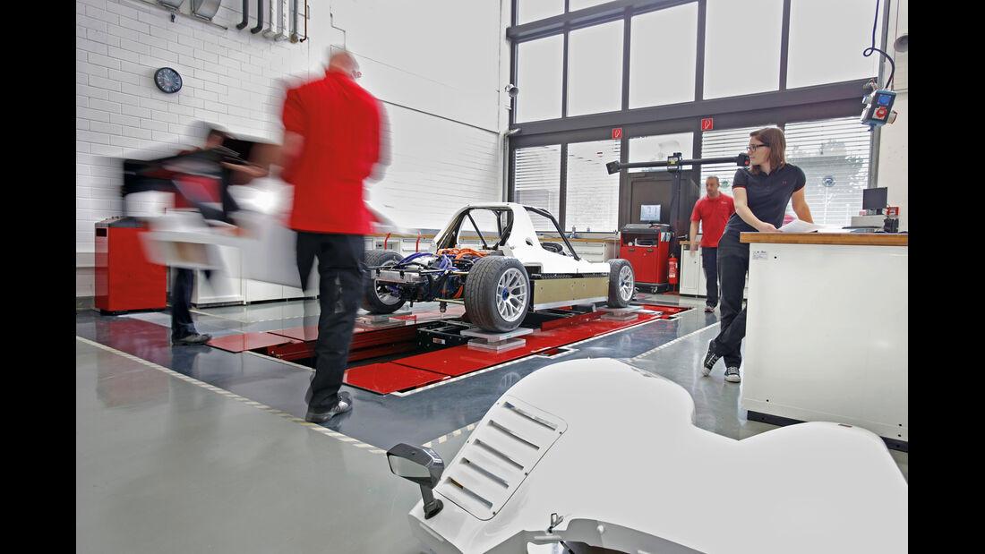 Radical-Chassis, Toyota