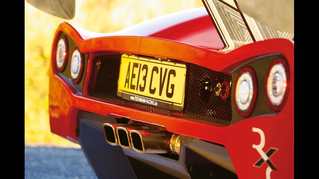 Radical RXC, Motor