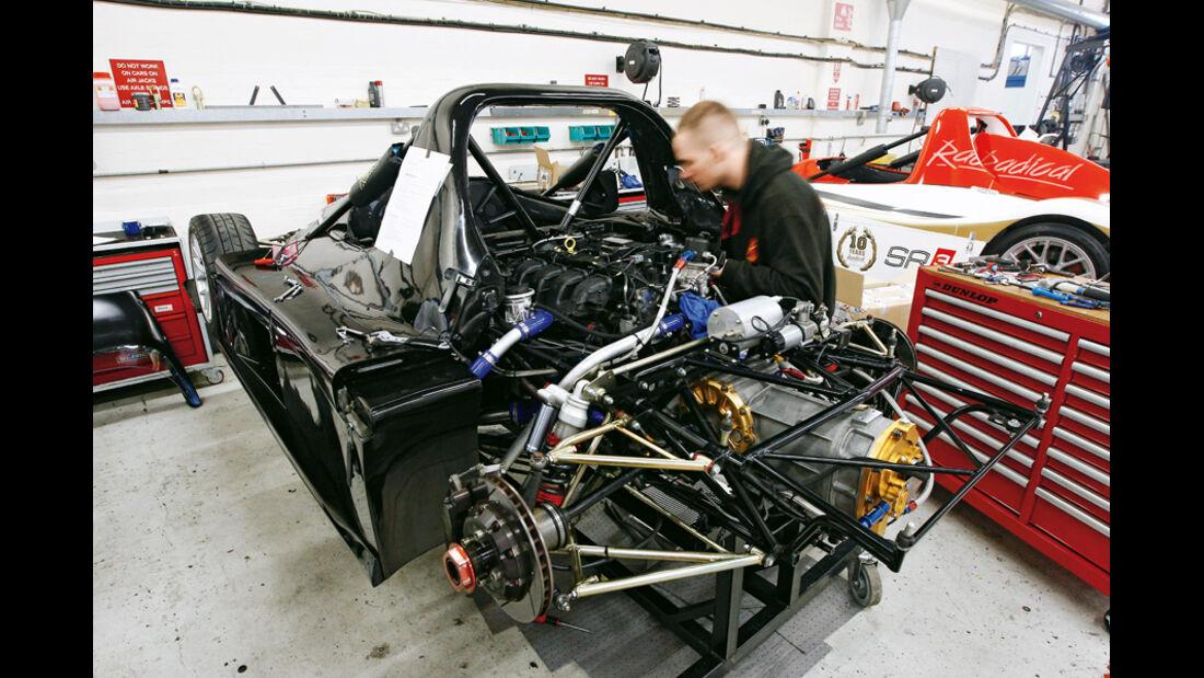 Radical SR3 SL, Chassis