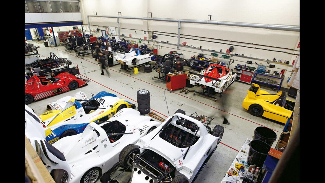 Radical SR3 SL, Halle, Verschiedene Modelle