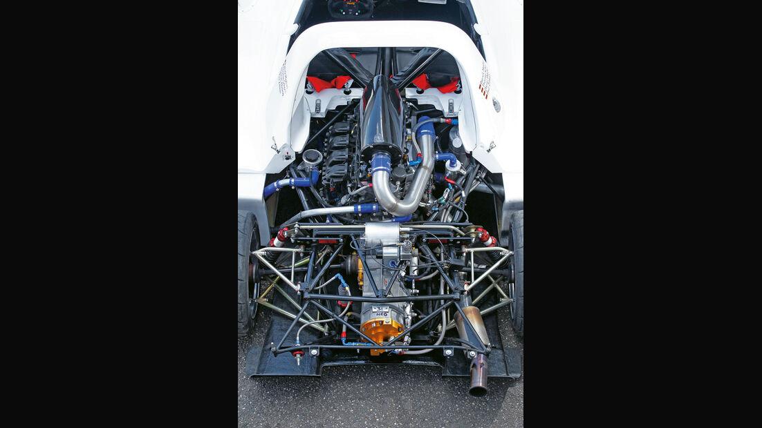 Radical SR3 SL, Motor