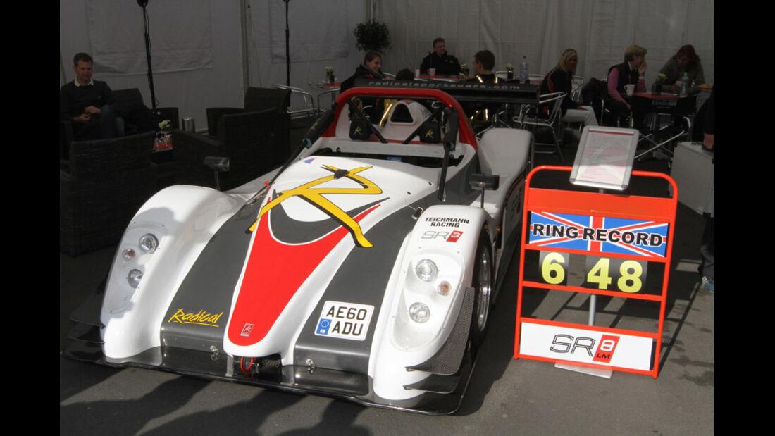 Radical, VLN, Langstreckenmeisterschaft, Nürburgring