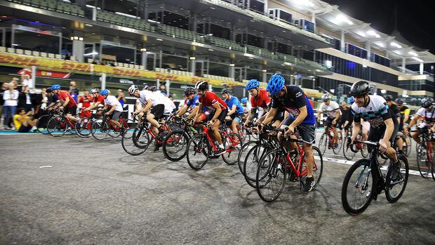 Radrennen - GP Abu Dhabi 2019